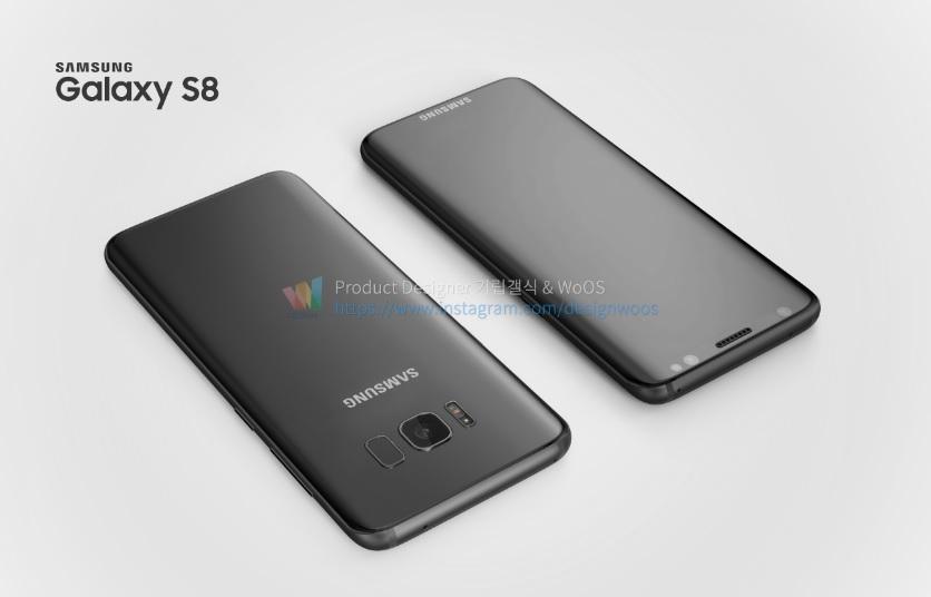 renders del Galaxy S8 (2)