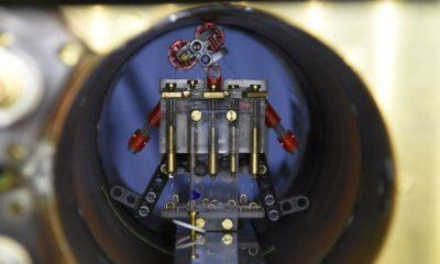 Científicos trabajan en un ejército de robots contra el cáncer 81