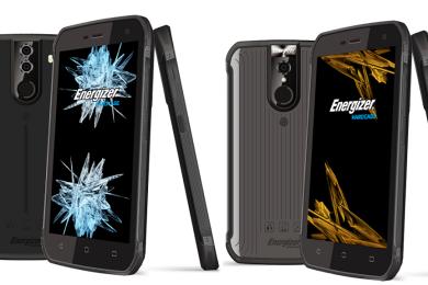 Energizer sorprende con un smartphone reforzado, especificaciones