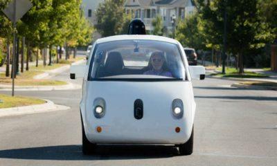 Los coches de Google aprenden rápido y cada vez son más seguros 37