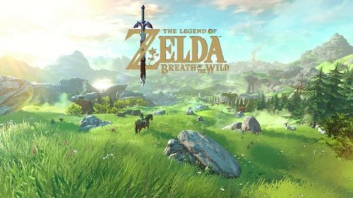 Unbox de la edición limitada de The Legend of Zelda: Breath of the Wild