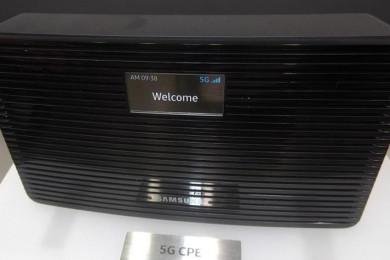 5G, rapidísima también para Internet en hogares y oficinas