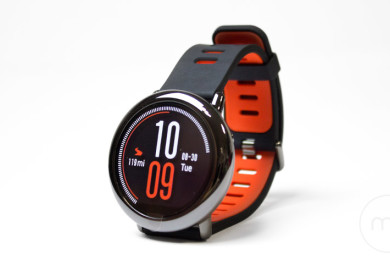 Analizamos el Xiaomi Amazfit Sports Watch
