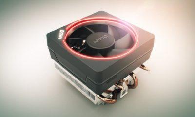 AMD prepara versiones de RYZEN 7 1800X y 1700X con ventiladores Wraith 121