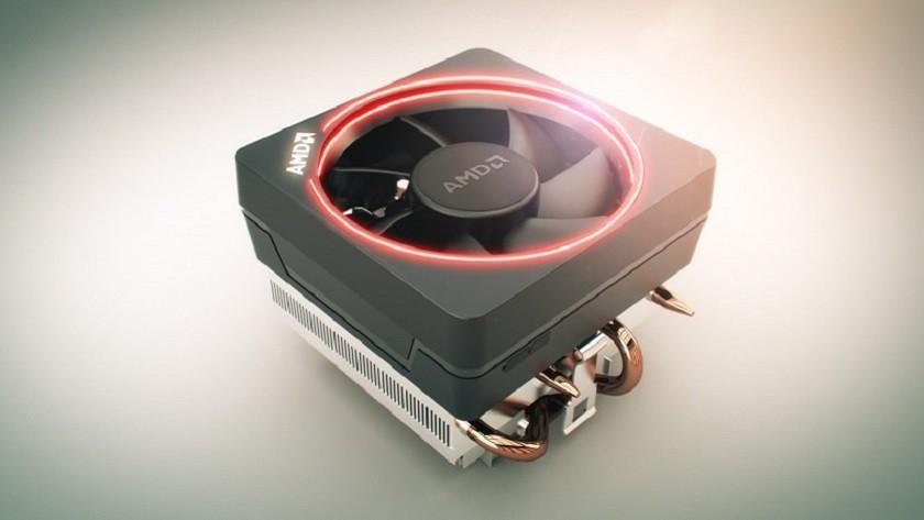 AMD prepara versiones de RYZEN 7 1800X y 1700X con ventiladores Wraith