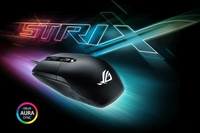 ASUS ROG presenta el ratón Strix Impact, especificaciones y precio