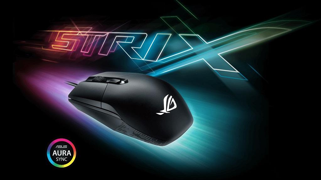 ASUS ROG presenta el ratón Strix Impact, especificaciones y precio 29
