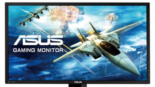 ASUS VG245Q, un monitor para juegos serie económica