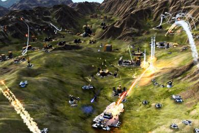 Ashes of the Singularity optimizado para los nuevos RYZEN de AMD
