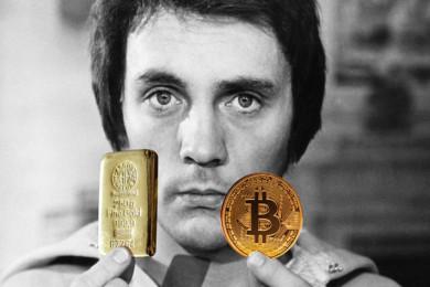 Bitcoin ya vale más que el oro