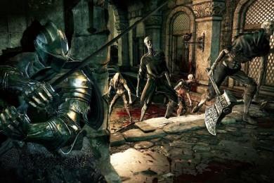 Dark Souls 3 en PS4 Pro es una montaña rusa, no logra 60 FPS