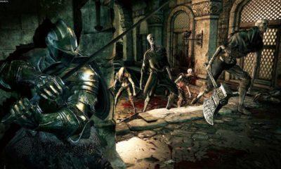 Dark Souls 3 en PS4 Pro es una montaña rusa, no logra 60 FPS 119