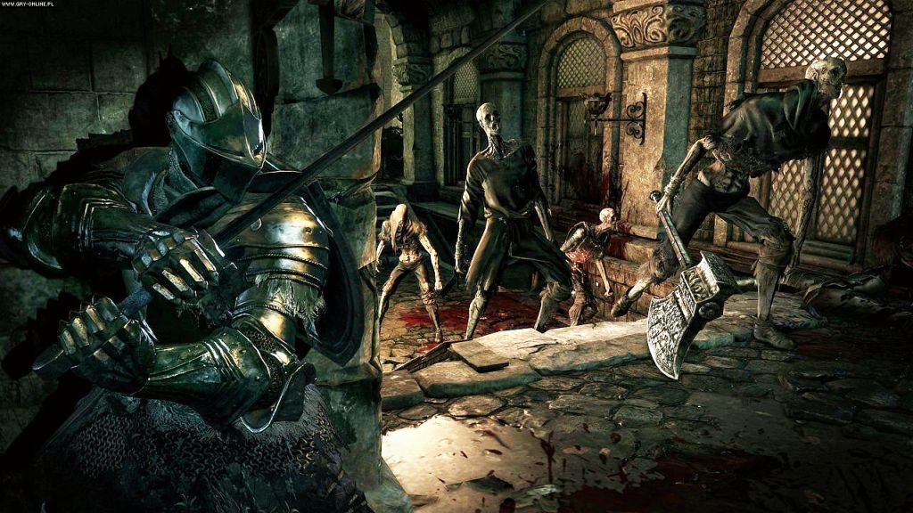 Dark Souls 3 en PS4 Pro es una montaña rusa, no logra 60 FPS 27