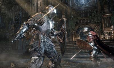 Dark Souls 3 recibirá un parche de optimización para PS4 Pro 122