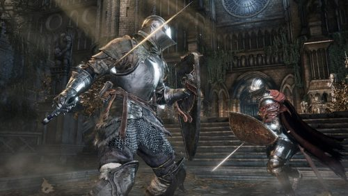 Dark Souls 3 recibirá un parche de optimización para PS4 Pro