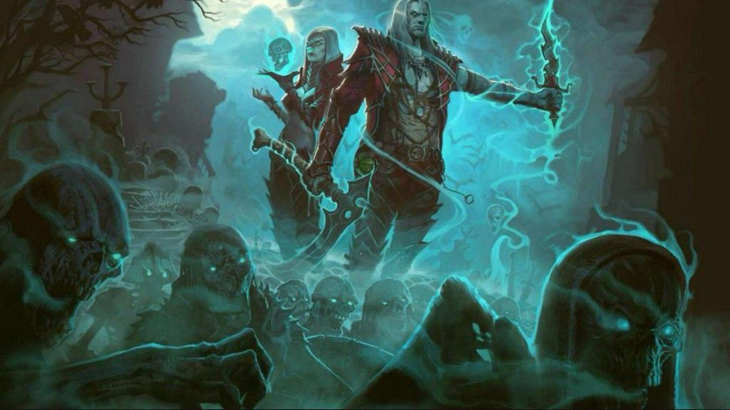 Blizzard muestra todas las claves del nigromante en Diablo III 28