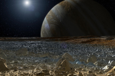Europa Clipper, la misión que estudiará la luna de Júpiter