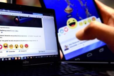 Facebook prueba un botón de no me gusta en Messenger