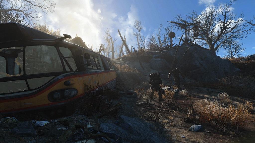 Skyrim y Fallout 4 se adaptarán a las capacidades de Xbox Scorpio 31