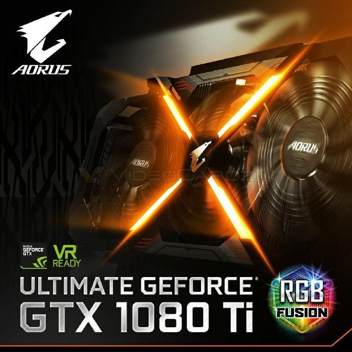 GIGABYTE GTX 1080 Ti AORUS Xtreme Edition