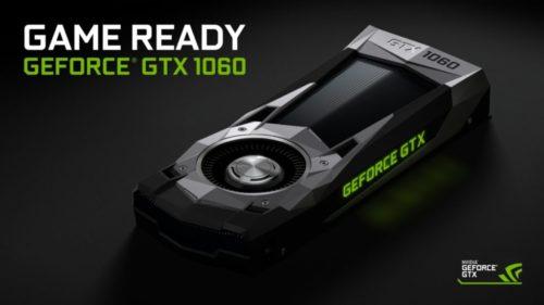 NVIDIA también regala juegos con la compra de una GTX 1060
