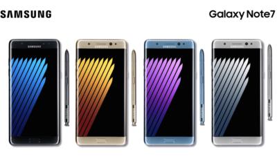 Es oficial, Samsung dará una tercera oportunidad a los Galaxy Note 7 75