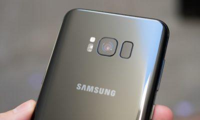 Samsung ha utilizado sensores de cámara diferentes en los Galaxy S8 y S8+ 44