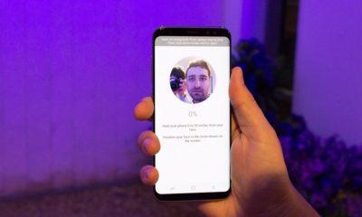 Engañan al reconocimiento facial del Galaxy S8 con una foto 48