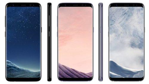 AnTuTu confirma las especificaciones del Galaxy S8 de Samsung