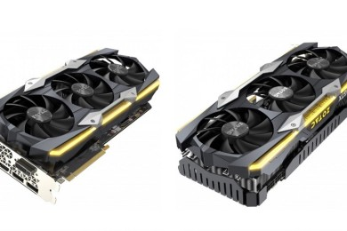 ZOTAC anuncia sus GeForce GTX 1080 TI AMP
