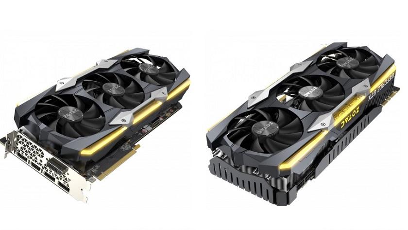 ZOTAC anuncia sus GeForce GTX 1080 TI AMP 29