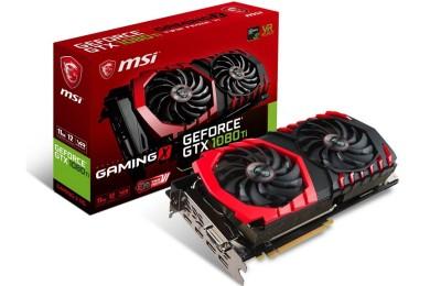 MSI presenta su GeForce GTX 1080 Ti GAMING X