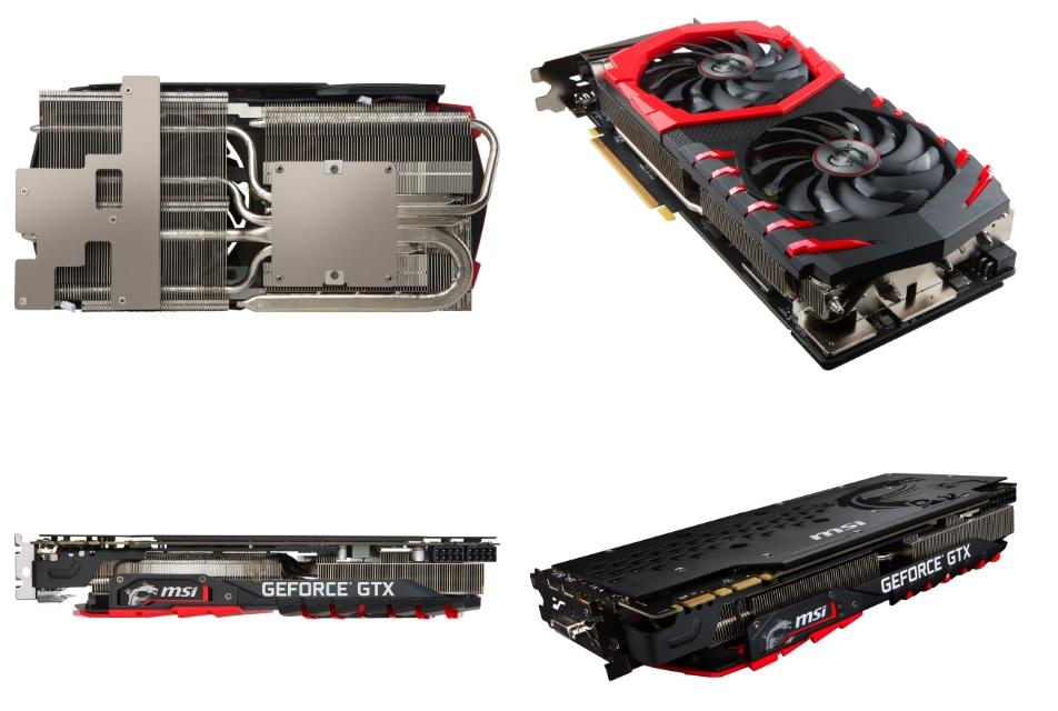 GeForce GTX 1080 Ti GAMING X