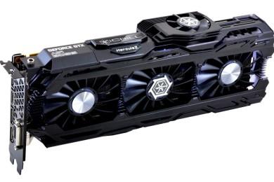 INNO3D sorprende con las GeForce GTX 1080 Ti iChiLL con 4 ventiladores