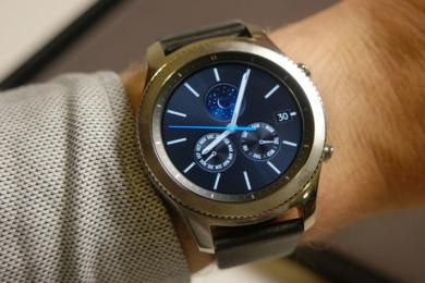 Samsung añade 4G-LTE a su reloj Gear S3 classic