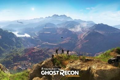 Prueba de rendimiento de Ghost Recon Wildlands