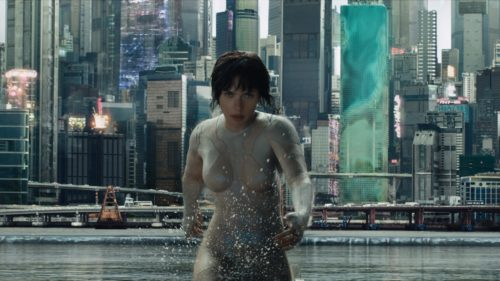 Ghost in the Shell se deja querer en un vídeo de seis minutos