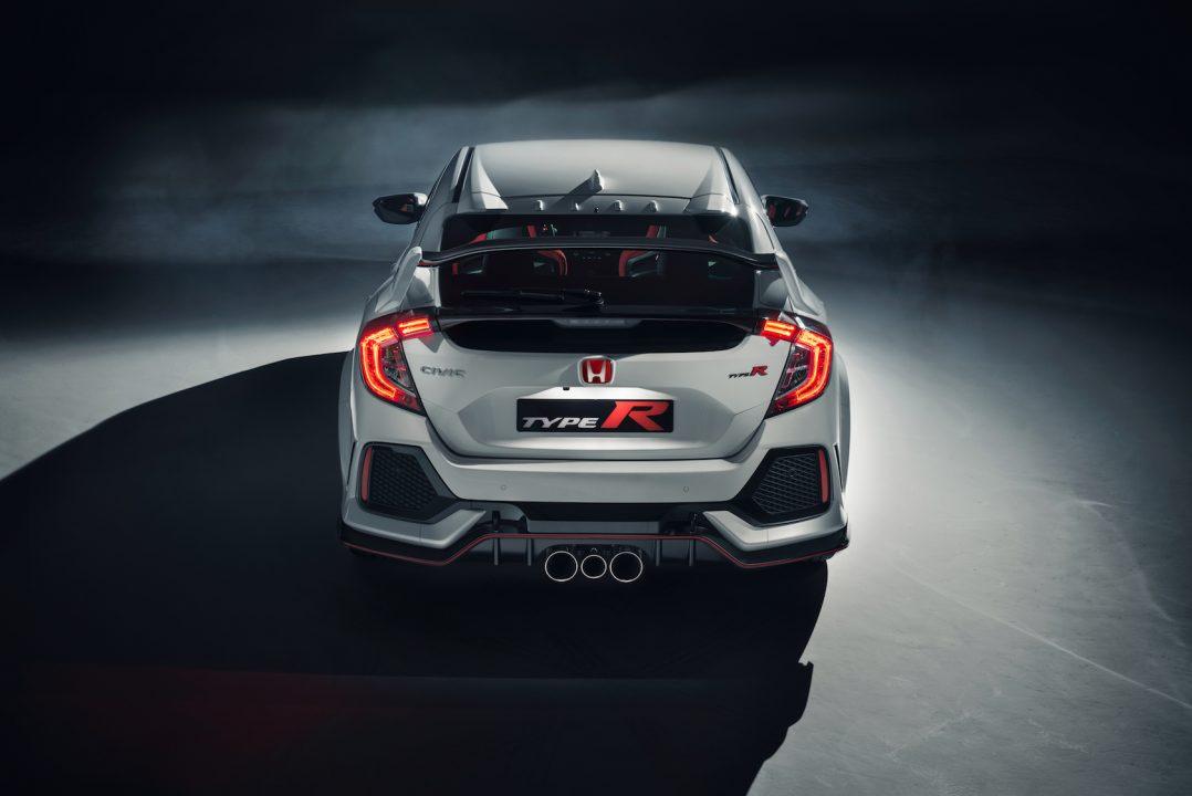 Honda Civic Type R 2017 (3)