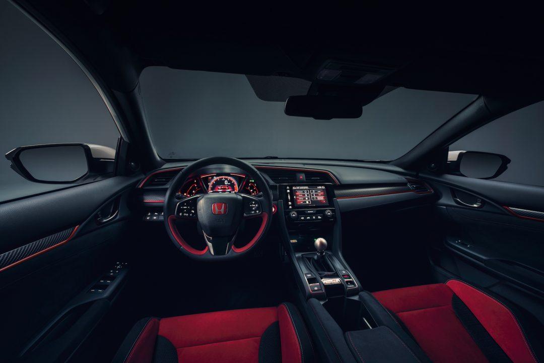 Honda Civic Type R 2017 (4)