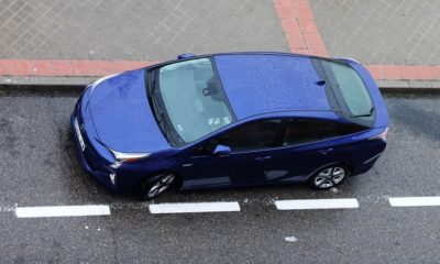 Toyota Prius IV, perseverancia 30