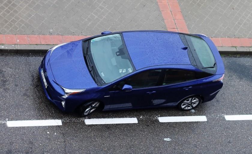 Toyota Prius IV, perseverancia