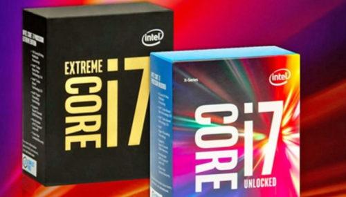 Core i7 7740K ¿adelantará Intel el primer Kaby Lake-X contra RYZEN?