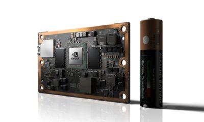 NVIDIA Jetson TX2, potencia bruta para la Internet de las Cosas 65