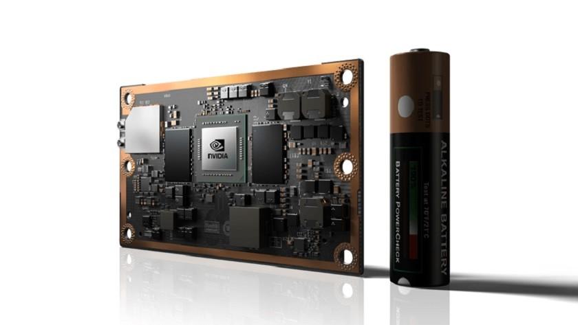 NVIDIA Jetson TX2, potencia bruta para la Internet de las Cosas