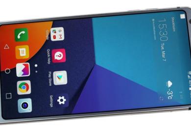 LG G6 en España: especificaciones y precio de un móvil soberbio