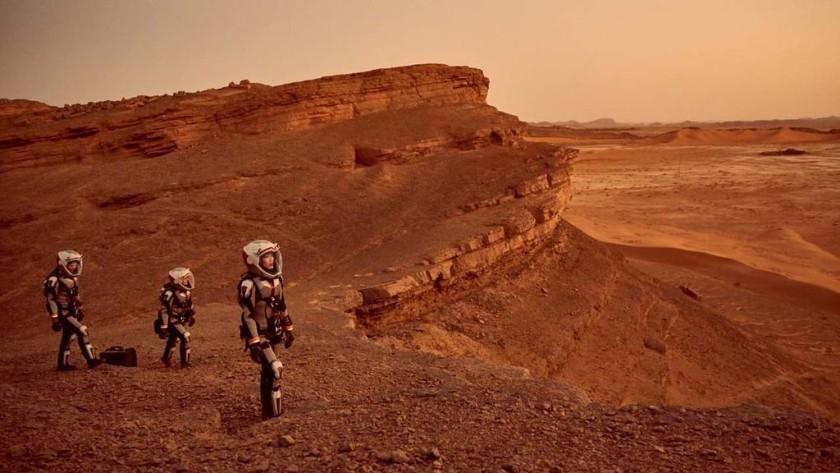¿Cuándo irán los humanos a Marte? ¿Montaremos una base?
