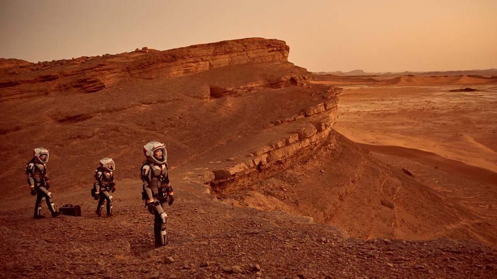 ¿Cuándo irán los humanos a Marte? ¿Montaremos una base? 32