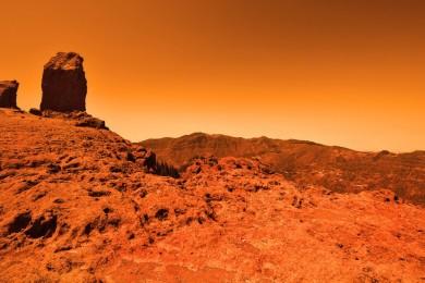 ¿Cómo evolucionaría la vida humana en Marte? Te lo explicamos