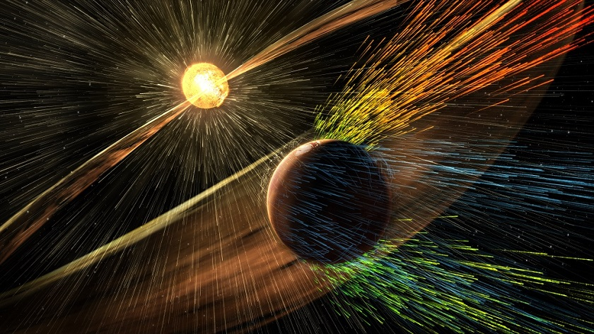 La NASA propone crear un campo magnético para proteger a Marte 30