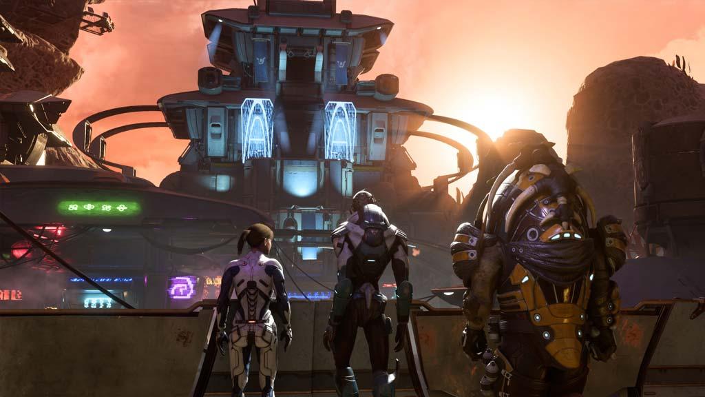 Análisis de rendimiento de Mass Effect Andromeda en PC 30